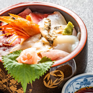 プレミア海鮮丼